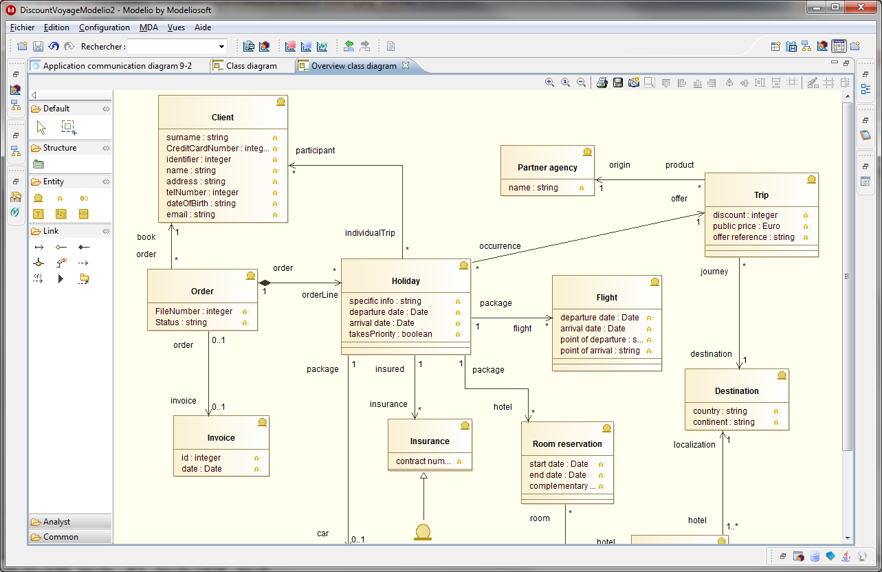 Semantic annotation of requirements for automatic UML class diagram generation