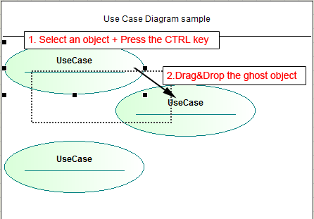 How to create a uml use case diagram duplicateobject ccuart Choice Image
