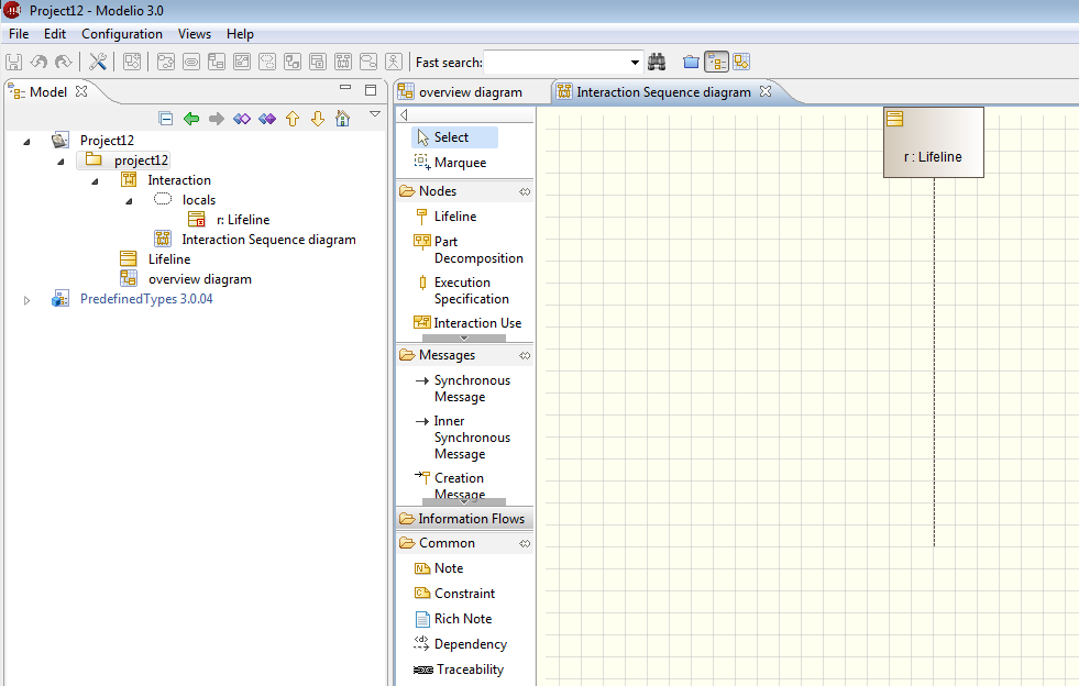 Cant export xmi from sequence diagram modelio forum sequenceexampleg ccuart Images